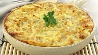 Запіканка з картоплі з сиром