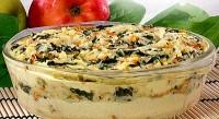 Запіканка з сиру, овочів і фруктів