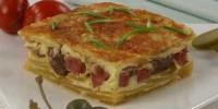 Запіканка м'ясна з овочами (2)