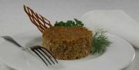 Запіканка м'ясна з овочами
