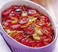 Запіканки з помідорів